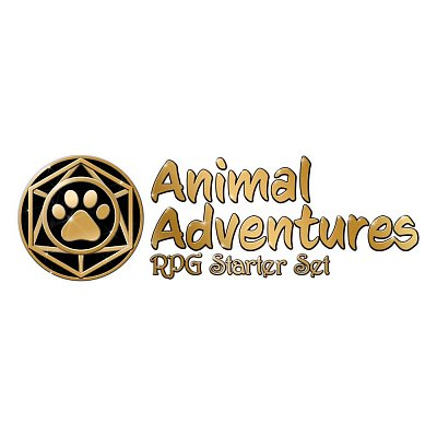 Animal Adventures RPG Starter Set Board Game *English Version*