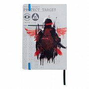 Call of Duty: Black Ops Cold War Notebook A5 Top American Soldier