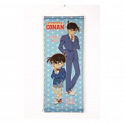Case Closed Wallscroll Conan & Shinichi 28 x 68 cm
