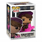 Critical Role Vox Machina POP! Games Vinyl Figure Scanlan Shorthalt 9 cm
