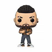 Cyberpunk 2077 POP! Games Vinyl Figure V-Male 9 cm