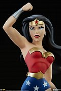 DC Animated Series Collection Statue Wonder Woman 50 cm