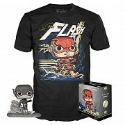 DC Jim Lee POP! & Tee Box Flash heo Exclusive