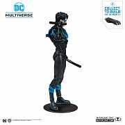 DC Rebirth Build A Action Figure Nightwing (Better Than Batman) 18 cm --- DAMAGED PACKAGING