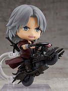 Devil May Cry 5 Nendoroid PVC Action Figure Dante 10 cm --- DAMAGED PACKAGING