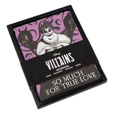 Disney Villains Notebook Ursula --- DAMAGED PACKAGING