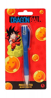 Dragon Ball Pen with Light Projector Capsule Corp