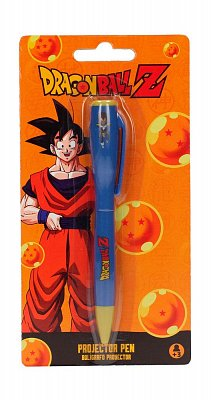 Dragon Ball Pen with Light Projector Vegeta