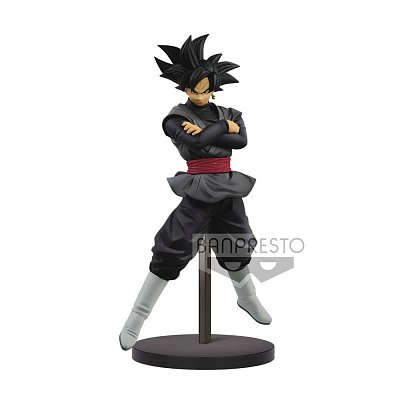 Dragon Ball Super Chosenshiretsuden PVC Statue Goku Black 17 cm