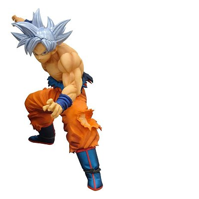 Dragon Ball Super Maximatic PVC Statue The Son Goku 20 cm --- DAMAGED PACKAGING