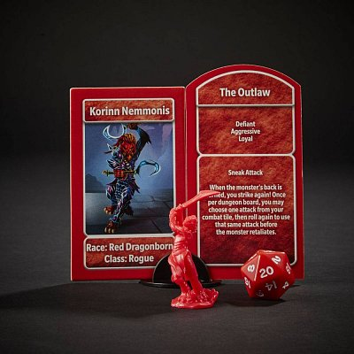 Dungeons & Dragons Board Game Adventure Begins *English Version*