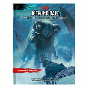 Dungeons & Dragons RPG Adventure Icewind Dale: Rime of the Frostmaiden english