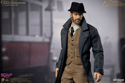 Fantastic Beasts: The Crimes of Grindelwald Action Figure 1/12 Albus Dumbledore 19 cm