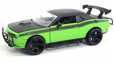 Fast & Furious 7 Diecast Model 1/24 2011 Letty\'s Dodge Challenger