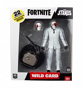Fortnite Action Figure Wild Card Red 18 cm --- DAMAGED PACKAGING