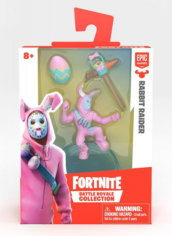 Fortnite Bataille Royale Collection Funk OPS /& Rabbit Raider