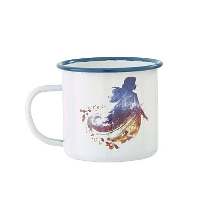 Frozen 2 Enamel Mug Believe in the Journey
