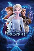 Frozen 2 Poster Pack Magic 61 x 91 cm (5)