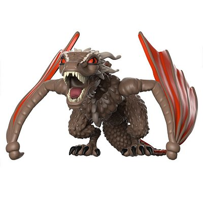 Game of Thrones Action Vinyl Figure Drogon (Dragon) 8 cm --- DAMAGED PACKAGING