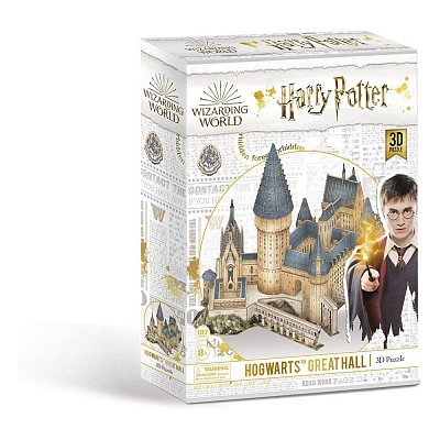 Harry Potter 3D Puzzle Great Hall (187 pieces)