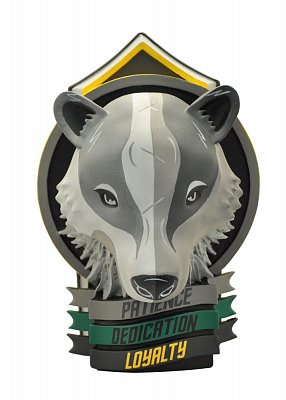 Harry Potter Collector Collection Statue Hufflepuff Crest 26 cm