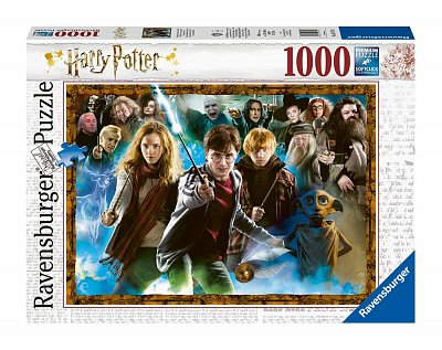 Harry Potter Jigsaw Puzzle Young Wizard Harry Potter (1000 pieces) --- DAMAGED PACKAGING