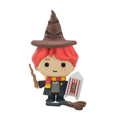 Harry Potter Mini Figures Gomee Ron Weasley Character Edition Display (10)