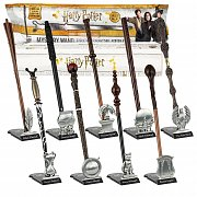 Harry Potter Mystery Wands 30 cm Display The Professor Serie (9)