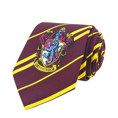 Harry Potter Necktie Gryffindor --- DAMAGED PACKAGING