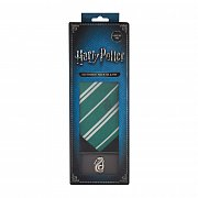 Harry Potter Tie & Metal Pin Deluxe Box Slytherin