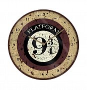 Harry Potter Wall Clock Platform 9 3/4