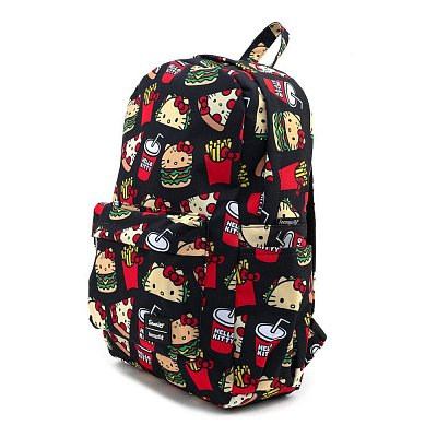 Hello Kitty by Loungefly Backpack Snacks AOP