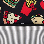 Hello Kitty by Loungefly Passport Bag Snacks AOP