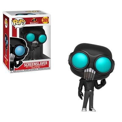 Incredibles 2 POP! Disney Vinyl Figure Screenslaver 9 cm