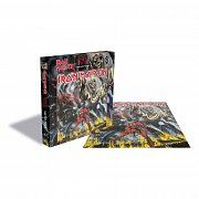 Iron Maiden Rock Saws Jigsaw Puzzle The Number Of The Beast (1000 pieces) --- DAMAGED PACKAGING