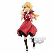 Ishin Nishio Anime Project Monogatari Series EXQ PVC Statue Shinobu Oshino 20 cm --- DAMAGED PACKAGING