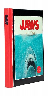 Jaws Notebook with Light Poster
