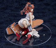 Kantai Collection PVC Statue 1/8 Wonderful Hobby Selection Saratoga 12 cm