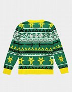 Legend of Zelda Knitted Christmas Sweater Hyrule Bright