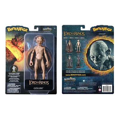 Lord of the Rings Bendyfigs Bendable Figure Gollum 19 cm