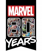 Marvel 80th Anniversary Panorama Puzzle Characters