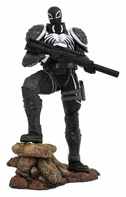 Marvel Comic Gallery PVC Statue Agent Venom 23 cm --- DAMAGED PACKAGING