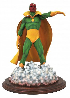 Marvel Comic Premier Collection Statue The Vision 28 cm --- DAMAGED PACKAGING
