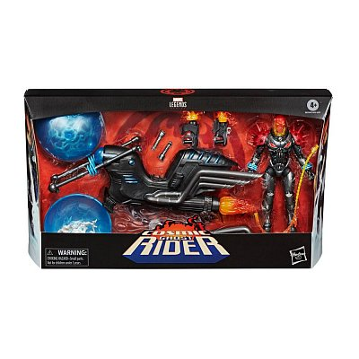 Marvel Legends Series Action Figure with Vehicle Cosmic Rider 15 cm