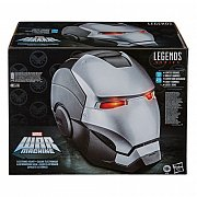 Marvel Legends Series Electronic Helmet War Machine