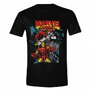 Marvel T-Shirt Comics Trio