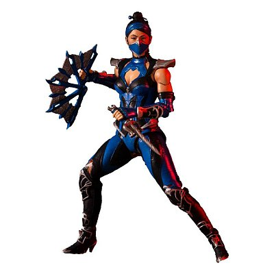 Mortal Kombat 3 Action Figure Kitana 18 cm