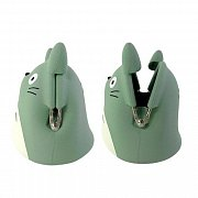 My Neighbor Totoro Mini Silicon Coin Purse Totoro green 9 cm