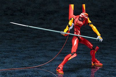 Neon Genesis Evangelion Plastic Model Kit Eva Type-02 TV Ver. 19 cm --- DAMAGED PACKAGING