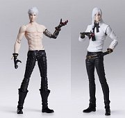 NieR Automata Bring Arts Action Figures Adam & Eve 16 cm